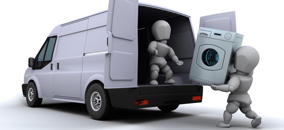 доставка товаров стройматериалов бытовой техники из магазинов
